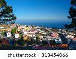 pueblo de fuencaliente. isla de ... | Shutterstock . vector #313454066