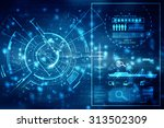 background conceptual image of... | Shutterstock . vector #313502309