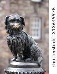 Sculpture Of Greyfriars Bobby ...