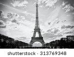 The Eiffel Tower  Paris  Franc...