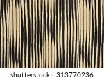 black and brown with white... | Shutterstock . vector #313770236