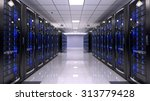 server room | Shutterstock . vector #313779428