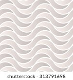 seamless background with wavy... | Shutterstock .eps vector #313791698