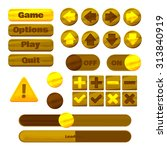 universal yellow ui kit for...