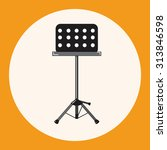 music stand theme elements...