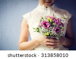 Wedding Flowers Bride  Woman...