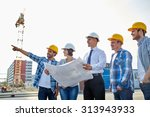 business  building  teamwork... | Shutterstock . vector #313943933