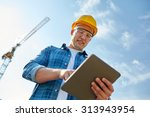 business  building  industry ... | Shutterstock . vector #313943954