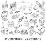 vector illustration of... | Shutterstock .eps vector #313948649