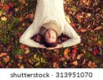 season  happiness and people... | Shutterstock . vector #313951070