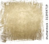 Watercolor Painted Wall Textur...