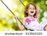 child. | Shutterstock . vector #313963103