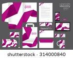 elegant minimal style corporate ...   Shutterstock .eps vector #314000840