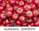 background of many of juicy... | Shutterstock . vector #314054570