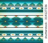 vector seamless native american ...   Shutterstock .eps vector #314127236