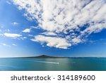 Rangitoto Island And Hauraki...