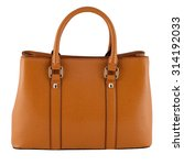 Mustang Glossy Female Leather...