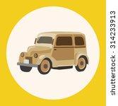 transportation car theme... | Shutterstock .eps vector #314233913