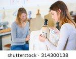 textiles class | Shutterstock . vector #314300138