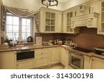house interior | Shutterstock . vector #314300198