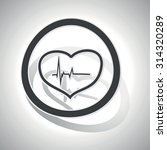 curved circle with image of...