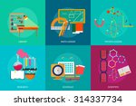 education   science | Shutterstock .eps vector #314337734
