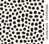 vector seamless pattern with... | Shutterstock .eps vector #314355386