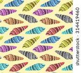 watercolor seamless pattern... | Shutterstock . vector #314419460