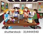 a vector illustration of... | Shutterstock .eps vector #314444540