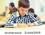 education  elementary school ... | Shutterstock . vector #314465909