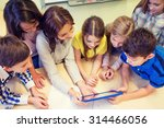 education  elementary school ... | Shutterstock . vector #314466056
