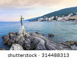 view from the promenade of...   Shutterstock . vector #314488313