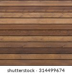 close up of wall made of wooden ... | Shutterstock . vector #314499674