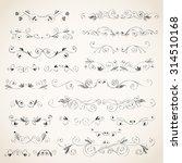 vector illustration of... | Shutterstock .eps vector #314510168