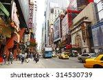New York  New York  Usa   May 1 ...