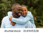 father and daughter | Shutterstock . vector #314545328