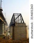 luan river railway bridge ... | Shutterstock . vector #314601263