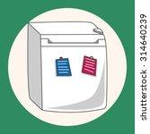 home appliances theme... | Shutterstock .eps vector #314640239