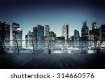 cityscape architecture building ... | Shutterstock . vector #314660576