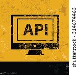 api concept design  yellow...