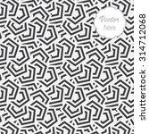 vector pattern. geometric...   Shutterstock .eps vector #314712068