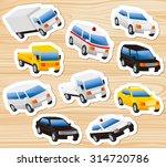 transport vector | Shutterstock .eps vector #314720786