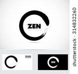 vector company logo icon... | Shutterstock .eps vector #314832260