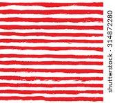 grungy vector brush stripes | Shutterstock .eps vector #314872280