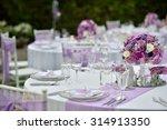 wedding set up | Shutterstock . vector #314913350