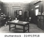 1920s office part 1 | Shutterstock . vector #314915918