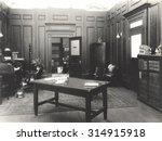 1920s office part 1 | Shutterstock . vector #314915918