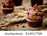 Chocolate Cupcakes With...