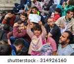 budapest  hungary   september 5 ...   Shutterstock . vector #314926160