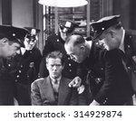 undergoing the third degree | Shutterstock . vector #314929874
